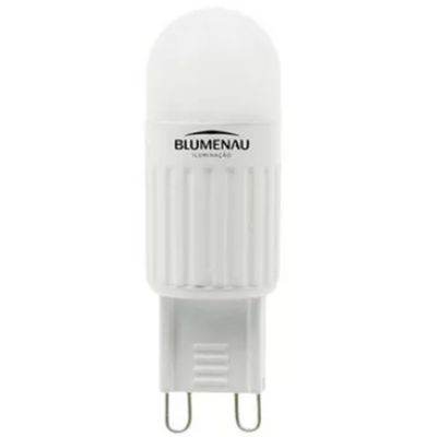 Lampada Led Pin g9 2,5w 3000k 220v Blumenau