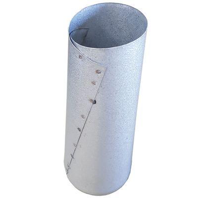 Redução Cano Galvanizado p/ Fogão 13,0x11,0cm