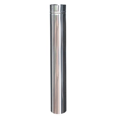 Cano Inox 13,0cm 1m p/ Fogão