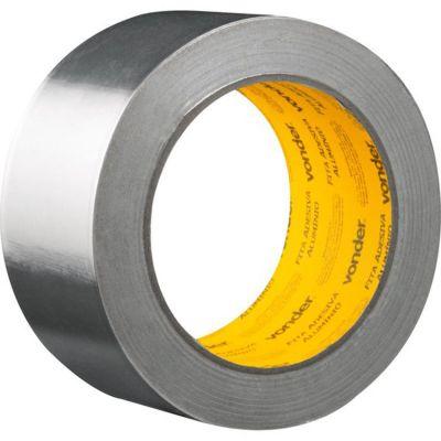 Fita Adesiva Aluminio 50mmx30m Vonder