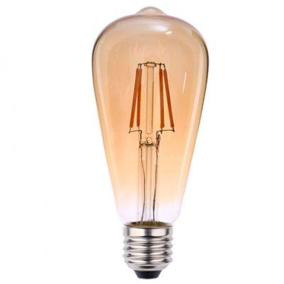 Lampada Led Filamento Retro Pera E27 4w 2200k Blumenau