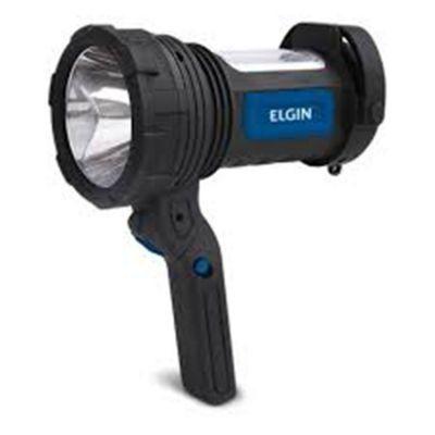 Lanterna Lampião Led 3 Estagios Emborrachada Elgin
