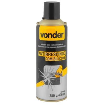 Anti Respingo Spray c/ Silicone 280g Vonder