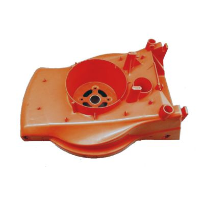 Chassi Plastico Laranja Ce35p