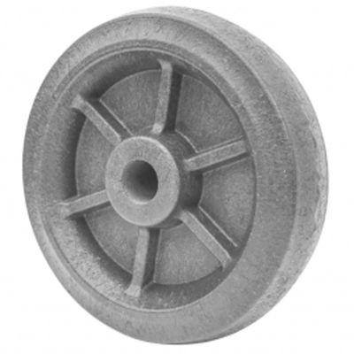 Roda Borracha Sintetica Multiuso 200mm