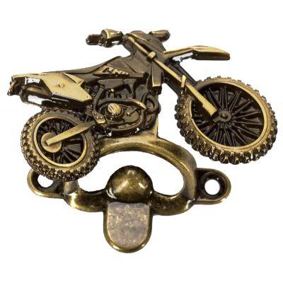 Abridor de Garrafa Moto Trilha Ouro Velho