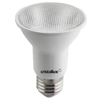 Lampada Led Par 20 6,5w E27 3000k Cristallux