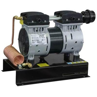 Compressor ar Direto Isento Oleo 1hp ar Direto c/ Serpentina Mammut