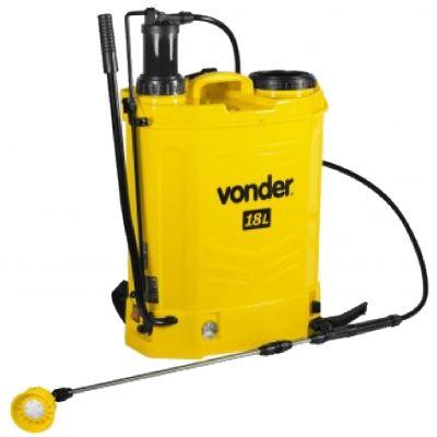 Pulverizador Manual/bateria 18l Vonder