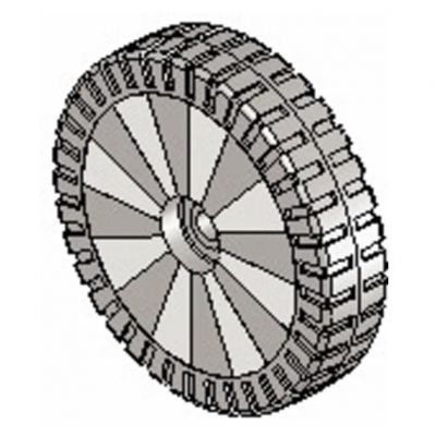 Roda Menor 130mm Ce30 Ce32