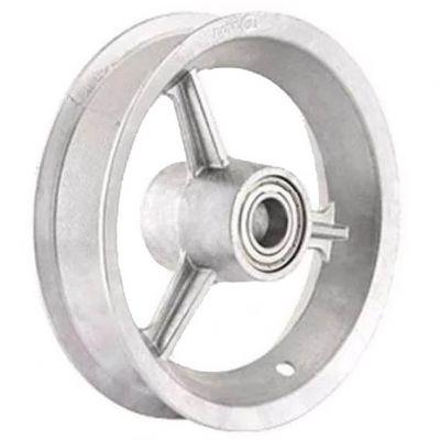 Aro Aluminio 8' c/ Rol 3 Raios Carga 200kg - Worker