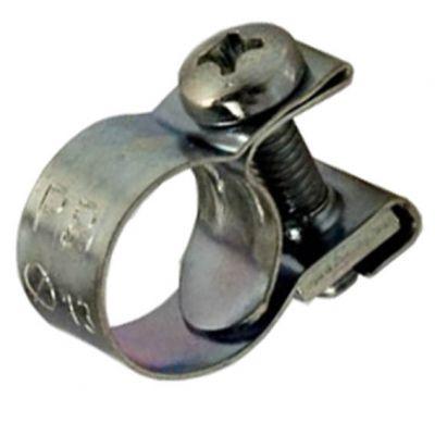 Abraçadeira p/ Mang. Combustivel 9mm - 9 a 11mm