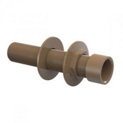 Adaptador Sold C/flang cx Dagua 75mmx2.1/2