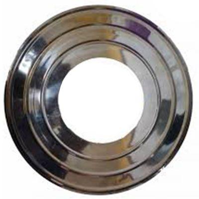 Anel Acabamento Inox 11,5cm p/ Fogão