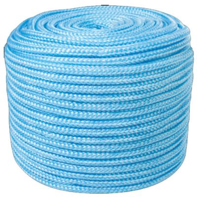 Corda 10mm Pet Trancada Azul 38,5m/kg Itacorda