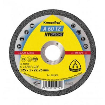Disco Corte Aço/inox 180x1,6x22,23 Special Kling