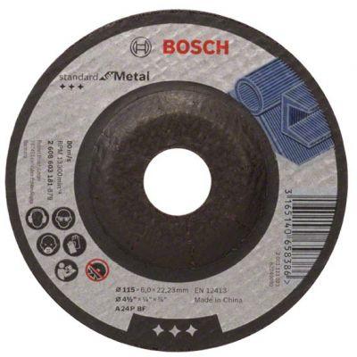 Disco Desbaste Bosch 7x1/4x7/8