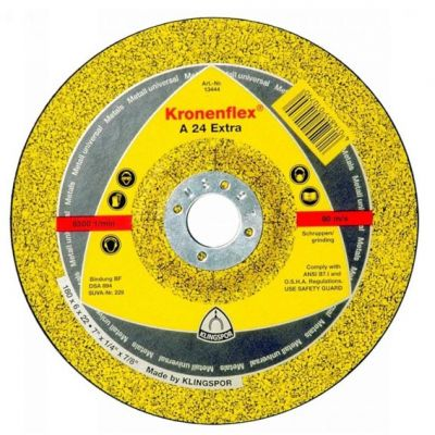 Disco Desbaste Kling 115x6x22,23 Extra