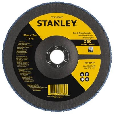 Flap Disc G80 4.1/2 -stanley
