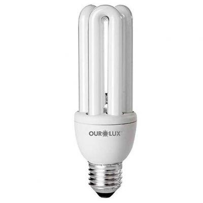 Lampada Compacta Fluorescente 3u 15w Taschibra