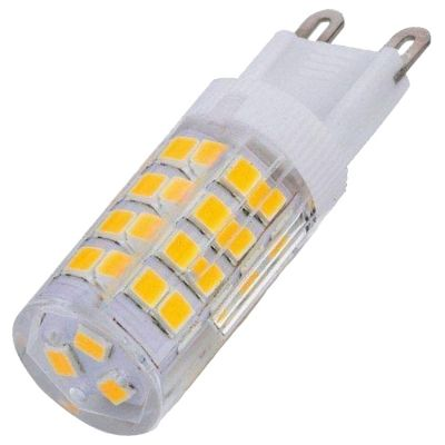 Lampada Led Pin Silicone g9 3w 6500k 220v