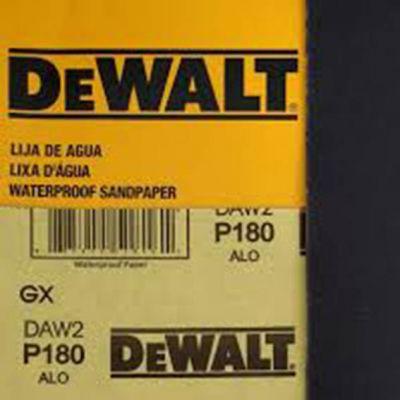 Lixa Agua G60 Dewalt