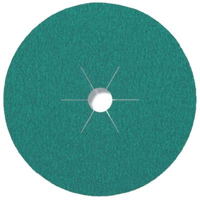 Disco Lixa Fs966 Grao 36 Verde 115mm