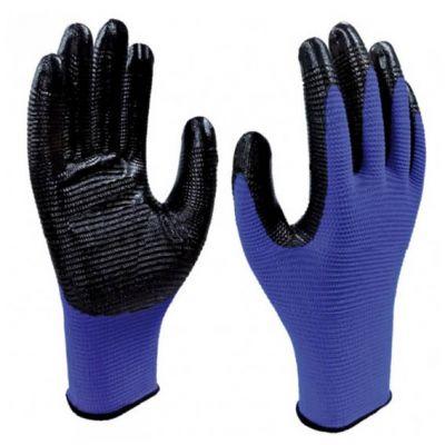 Luva Latex Nitrilico Azul Ss-1006n-t10