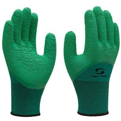 Luva Verde Supernitril Safe 10 Ca31895