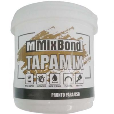 Massa Tapamix 340g (tapa Tudo) Mixbond