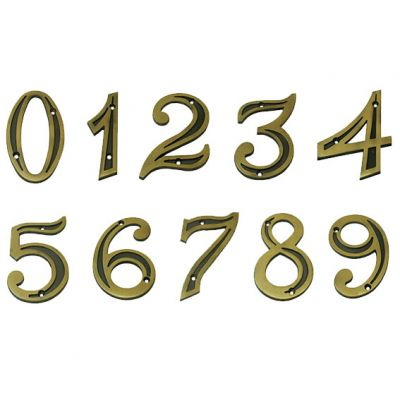 Numero Residencia Zamac Zlo Nr4 - Kala