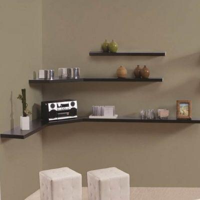 Prateleira Tabaco 20x100cm Concept - Prat-k