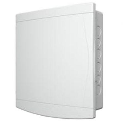 Quadro Dist Embutir 6/8 Disj Pta br S/bar