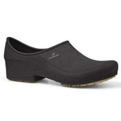 Sapato Flip Preto Sola Borracha 41 Fuji/bracol
