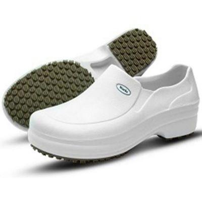 Sapato Antiderrapante Eva Branco 39 Soft Works