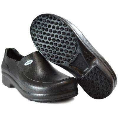 Sapato Antiderrapante Eva Preto 39 Soft Works
